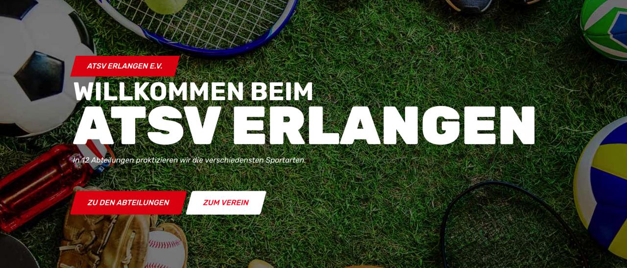 Neue ATSV-Website geht online